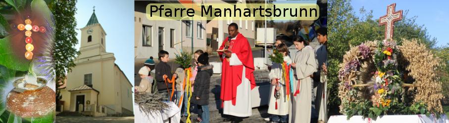 Pfarre Manhartsbrunn